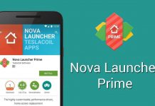 nova launcher mod apk